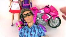 Espion équipe tous les pour jouets clin doeil en rang série espion Barbie Doll équipe espion barbie