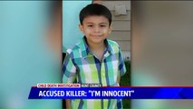 Father Accused of Child Abuse, Murder of 4-Year-Old Boy Maintains Innocence from Jail