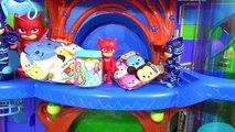 PJ MASKS Tub Bath  r Paint Soap Colors, Giant Rubber Duck Superhero IRL Toy Surprise _ TU