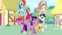 Et coloration dessin relation amicale héros est est est petit la magie Magie mon poney équipe ☆ super