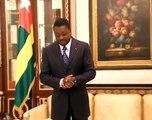 Teodorin Obiang le presque prèsident de Guinèe èquat reçu à Lomè togo par faure Gnassingbè