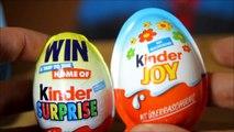 Et entre Chocolat différences des œufs joie Kinder surprise kinder