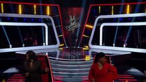 """Okafor Emmanuel sings """"Step in the name of love"""" - Blind Auditions - The Voice Nigeria Season 2"""