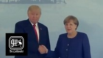 """The New Germany Welcomes Trump: """"Welcome to Hell"""""""