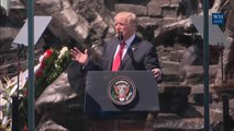 President Trump Speaks Out Against Russian Interference and Radical Islamic Terrorism