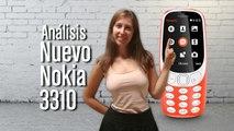 Análisis Nokia 3310