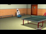 Bernard Bear - Table Tennis
