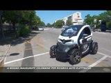 Icaro TV Misano Inaugurate colonnine per ricarica auto elettriche