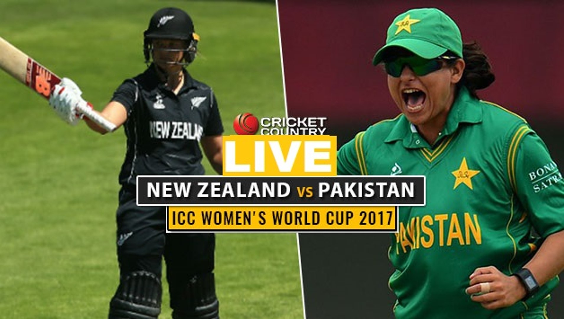 New Zealand Women vs Pakistan Women, 17th Match ICC Women World Cup Live Streaming