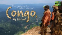 Congo, My Precious The Curse of the coltan mines in Congo (Trailer) Premiere 5/7