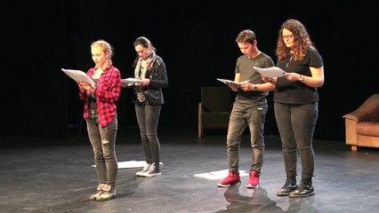 """EVEM2017 - """"Un sale livre"""" par le lycée agricole de CourcellesChaussy"""