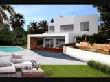 New luxury and modern villa in Spain for sale - Costa Blanca