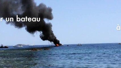Un bateau explose au large de Porto-Vecchio
