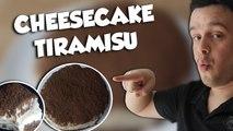 Recette Minute du Cheesecake Tiramisu Glacé ! (Sans Cuisson)