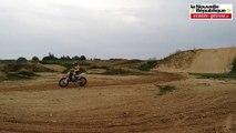 VIDEO. Vienne : Pablo Metayer, champion de France espoir de motocross