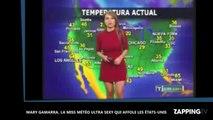 Mary Gamarra, la miss météo ultra sexy qui affole les États-Unis (Vidéo)