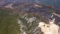 Izmir Yılın En Büyük Yangınının Acı Bilançosu, Bin Hektar Orman, 200 Dönüm Tarım Arazisi Kül Oldu