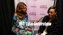 HHV Exclusive: MC Lyte talks female rap beef, competition in hip hop, and unity at Essence Fest