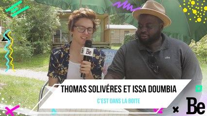 C'est dans la boite n°17 : Thomas Solivéres et Issa Doumbia