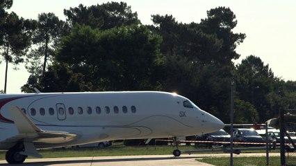 Dassault's Falcon 5X First Flight