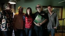 The Baseball Project Behind the Scenes Recording Squidbillies Theme Song, Squidbillies