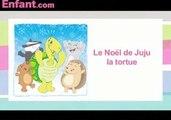 24 histoires pour attendre Noël :Le Noël de Juju la tortue