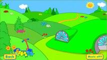 Ordinateur amusement amusement Jeu des jeux enfants la musique vilain ne dans aucun ordinateur personnel Teletubby peek-a-boo teletubby