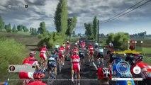 Tour de France 2017: Troyes / Nuits-Saint-Georges, Stage 7, Cofidis, Edet, Bouhanni, Cycling, PS4 PC