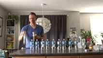 Ce prof de collège tue le Bottle Flip Challenge en réponse à ses élèves !