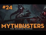 MITOS DO KAYN! (MYTHBUSTERS DO LOL #24)