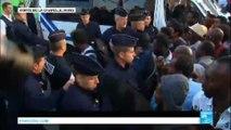 Plus de 2 700 migrants évacués des campements dans le nord de Paris