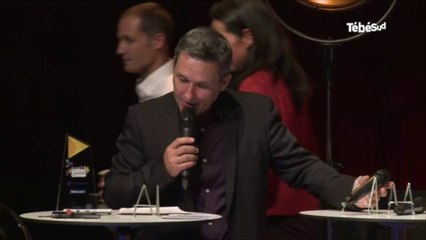 Trophée de l'innovation d'Alain Malardé/Bageal pour le Paradeep