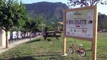 """Hautes-Alpes : l'exposition """"A Bee Cyclcette"""" inaugurée ce vendredi au musée Apiland Nature à Rousset"""