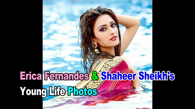 Shaheer Sheikh and erica young life photos