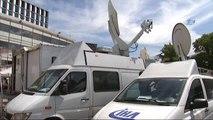 İhlas Haber Ajansı G20 Zirvesinde Dünya Televizyonlarına Hizmet Veriyor