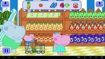 Androïde des jeux hippopotame enfants marché gameplay Super Pepa