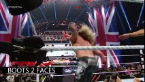 WWE Top 10 Raw moments - WWE Top 10, November 9, 2015 - WWE Wrestling - 2015