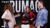 Glennis Grace​ vs. Fred van Leer ​- 5 seconds - RUMAGTV