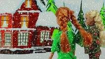 Hair Hunters Cut Frozen Elsa & Anna's Hair when their Brother Tarzan is Kidnapped. DisneyToysFan , Animated Movies cartoons 2017 & 2018 , animated cartoons  2017 & 2018