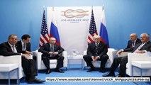 Путин и Трамп договорились до того, что вызвали стресс Меркель