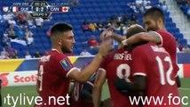 French Guiana vs Canada 2-4 All Goals  & Highlights 2017 HD
