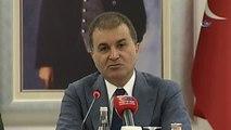 """AB Bakanı ve Başmüzakereci Ömer Çelik: """"Türkiye ile AB Arasında Katılım Müzakereleri Olmasın, Onun..."""