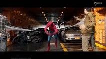 Spider-man Homecoming Iron Man Flees Trailer (2017) Tom Holland Superhero Action Movie HD