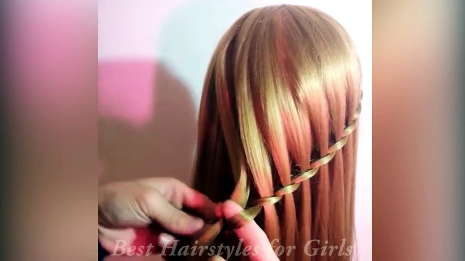 10 Easy Hairstyles for Long Hair Best Hairstyles for Girls