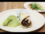 Receta de Tacos Arabes. Cómo hacer tacos arabes