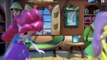 Dansant Équestrie filles la musique vidéos 3D