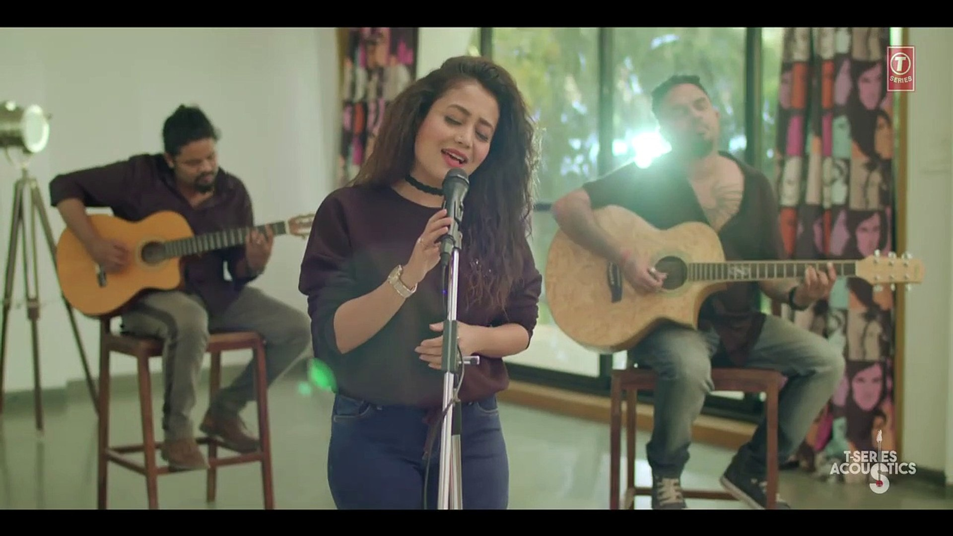 Maahi Ve Unplugged Video Song _ T-Series Acoustics _ Neha Kakkar   _ T-Series