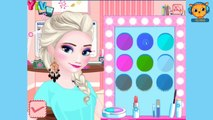 Elsa Facebook Fashion Blogger - Frozen Disney princess videos for girls - 4jvideo