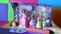 SAC première la magie Magie Sorts le le le le la jouets déballage vidéo Sofia junior disney