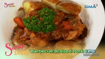 Sarap Diva: Barbecue Braised Pork Ribs